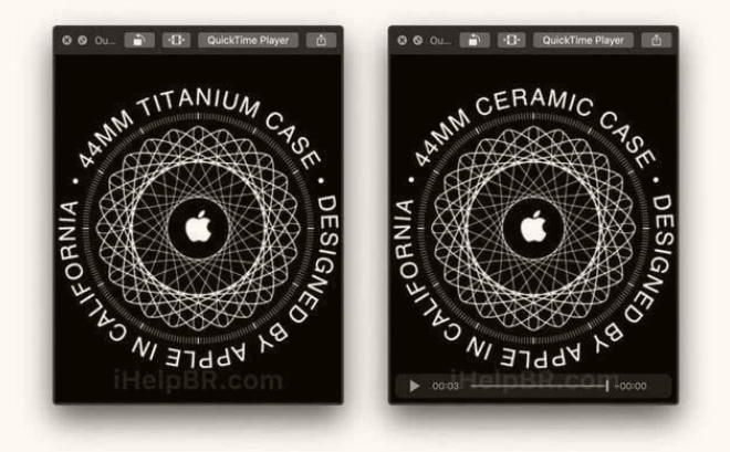 苹果将会推出陶瓷版和钛金属版Apple Watch