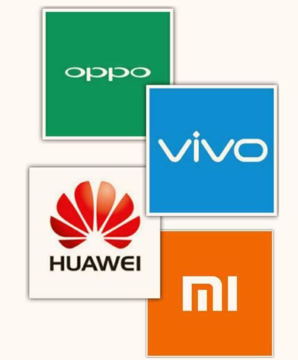 小米、oppo和vivo三大手机厂商宣布结盟,小米处境很危险?