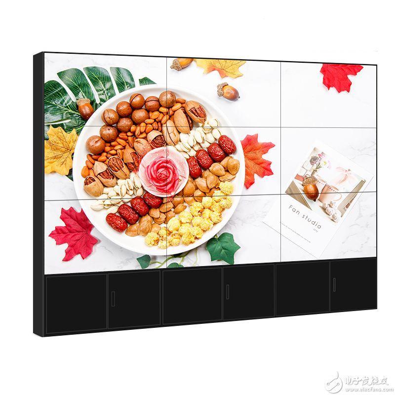 LCD拼接屏与LED显示大屏的五个区别