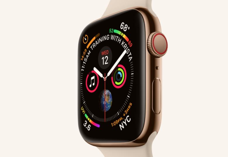 新一代苹果智能手表全面曝光!依旧采用铝金属表壳