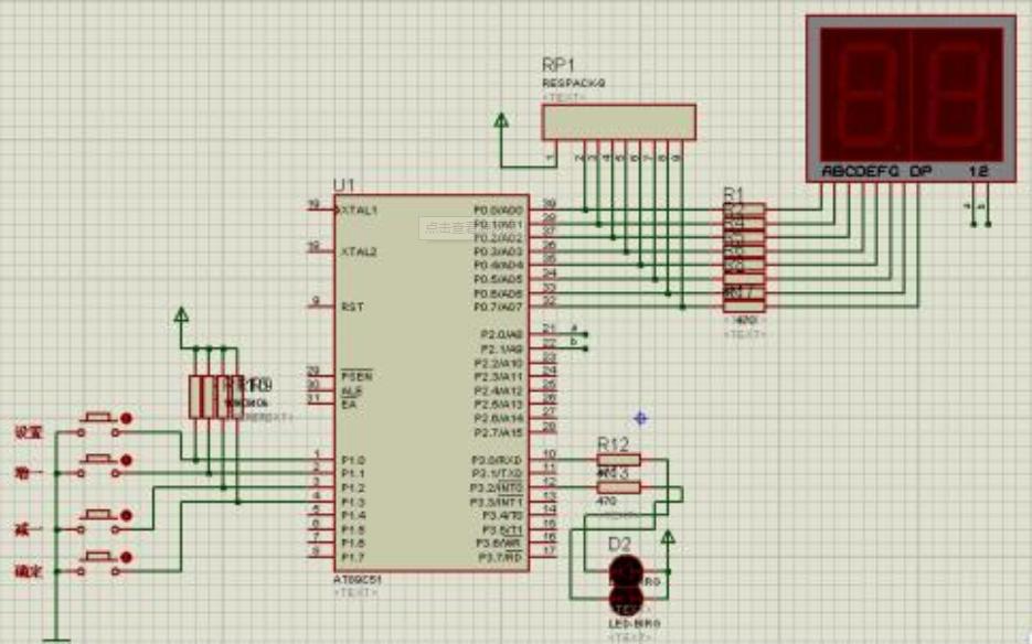 如何进行单片机定时器的TH0和TL0初值的计算