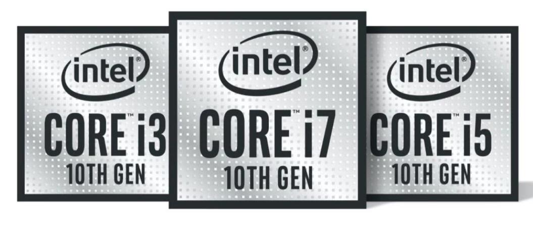 英特爾推出第10代處理器中的所有8個都使用英特爾的14納米工藝