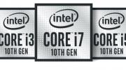 英特尔推出第10代处理器中的所有8个都使用英特尔的14纳米工艺