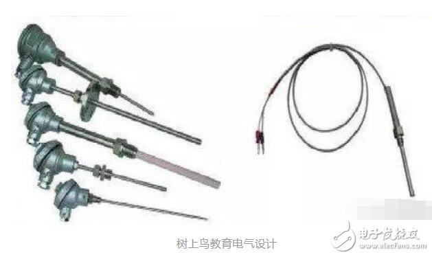 熱電偶和熱電阻的區別及選擇