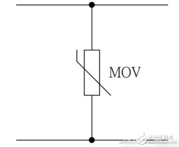 压敏电阻符号及作用