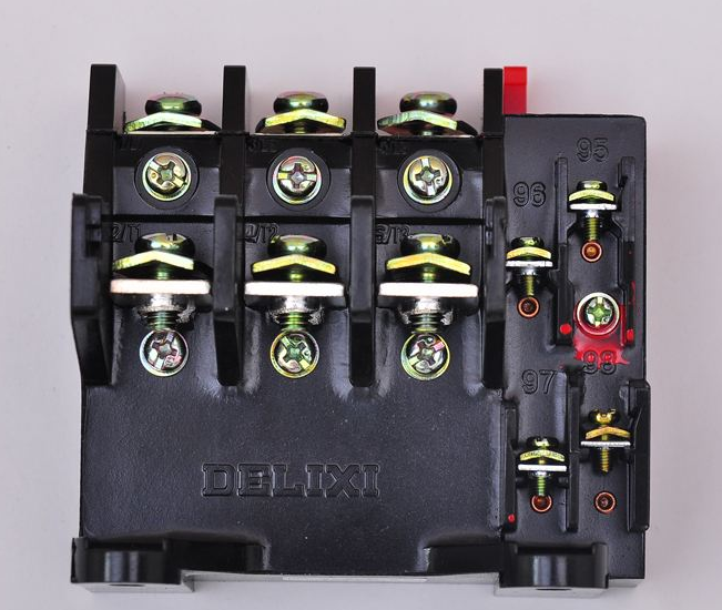 热继电器的分类与常用类型