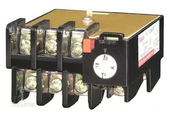 熱繼電器的安裝、使用環境和連接線