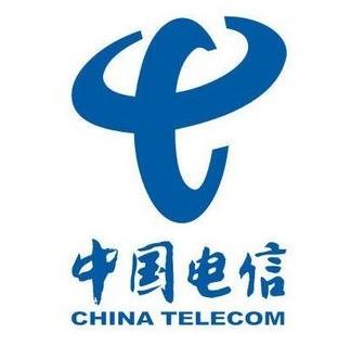 上半年中国电信服务收入为1825.89亿元,同期...