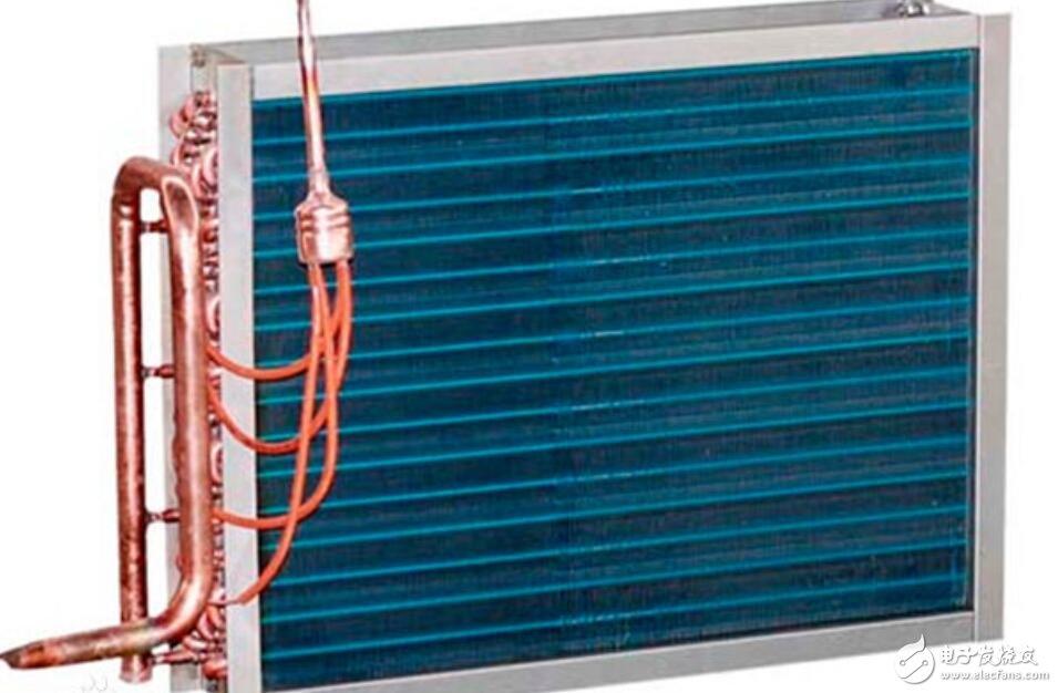冷凝器和蒸發器的區別