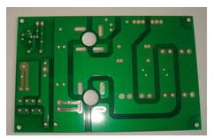 PCB怎样判断是否过孔盖油与过孔塞油