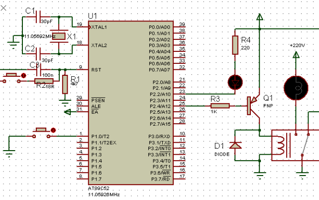 使用继电器控制照明设备的实验资料免费下载