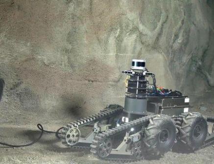研发未来就用于寻找外星生命的机器人