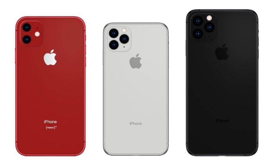 """""""狙击""""新款iPhone,华为旗下的mateX折叠屏设计及支持5G网络"""