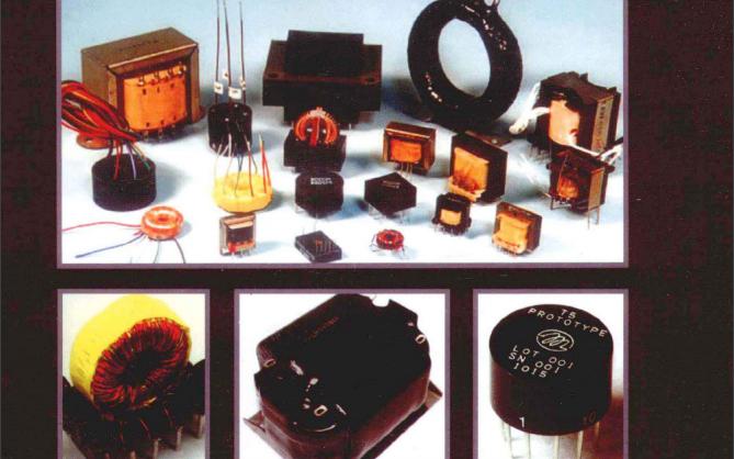 变压器与电感器设计手册第四版PDF电子书免费下载