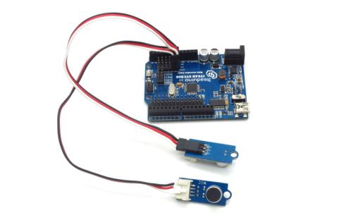 麦克风电子积木资料讲解和PCB图免费下载