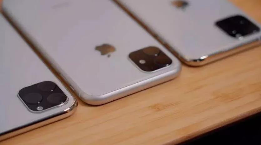 iPhone消息逐渐浮出水面,让我们静静等待新iPhone的到来吧
