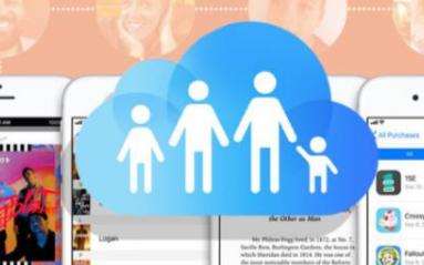如何在iCloud存储中设置家庭共享