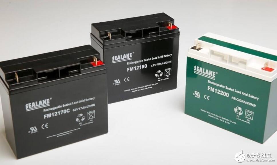 铅酸电池修复