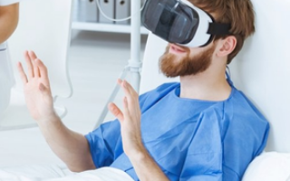 VR技术将可以帮助病人减轻疼痛