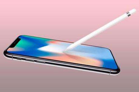 新iPhone将引入Apple Pencil触控...