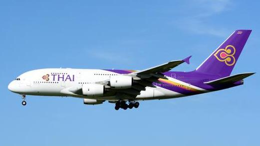 泰航将投入1560亿泰铢采购38架新客机来改善服务