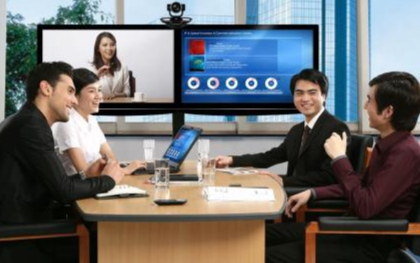 云视频会议对企业通信建设的积极作用