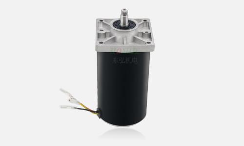 直流电机碳刷在盐雾环境下的寿命测试