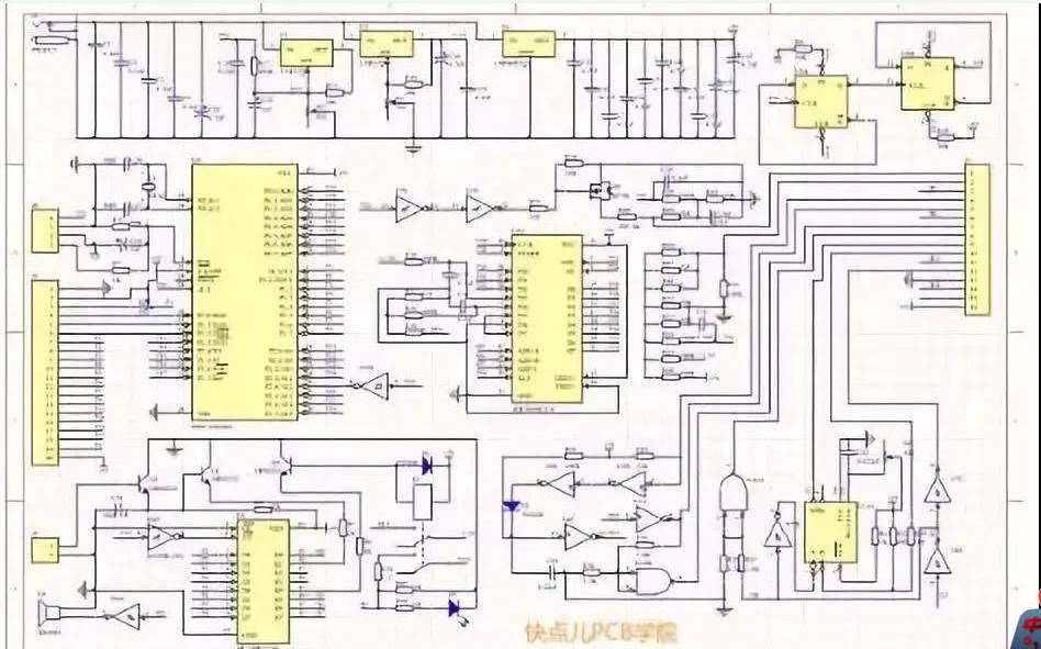 PCB原理图的反推全过程是怎样的