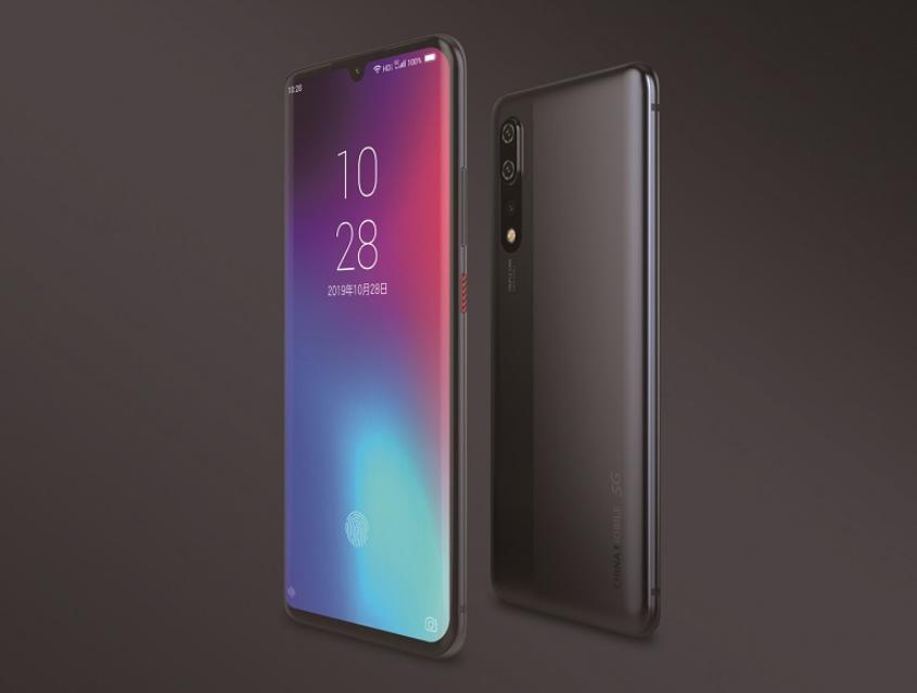 中国移动首款5G商用手机开启预售 中兴天机10 ...