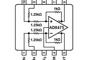 电流测量的基本原理:漏斗放大器