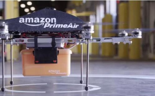 亚马逊在无人机送货项目上所受的挫折