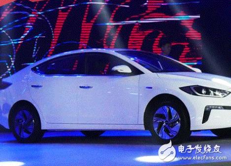 现代汽车最新推出一款插电混合动力车型