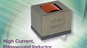 Vishay推新型IHDM邊繞通孔電感器 功耗低,散熱性能優異