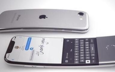 iPhone Xs或将采用曲面屏和非接触式触控功能