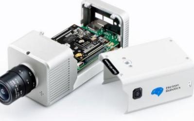 地平線最新發布嵌入式人工智能攝像機