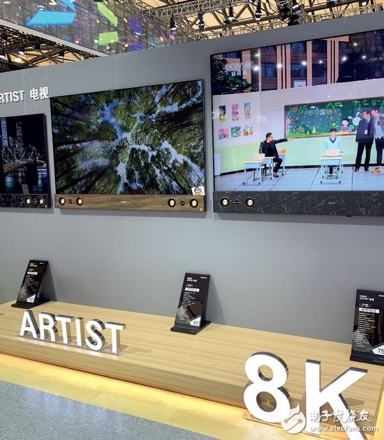 8K与4K的普及能否拉动彩电市场