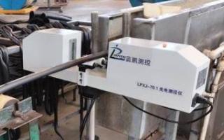 基于PID系統的單向測徑儀具備工業控制功能