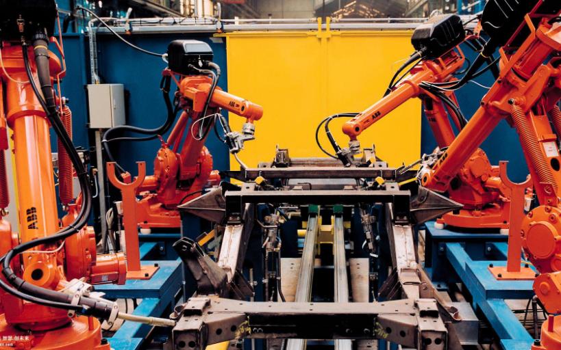 3C和汽车行业表现不佳,中国工业机器人销量首下滑