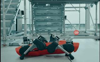 机器人的新技术 会防水还会自己找电源