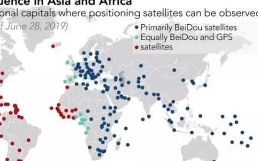 中国北斗卫星数量达35颗超越GPS但突发中星18号工作异常