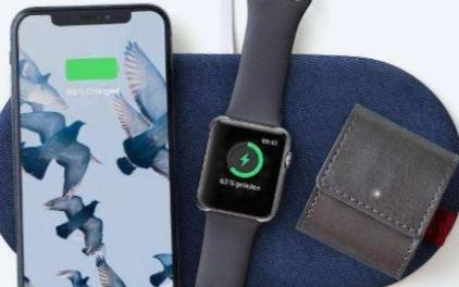 苹果宣布将放弃无线充电器AirPower