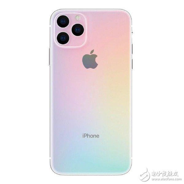 渐变色的iPhone,你能接受吗?