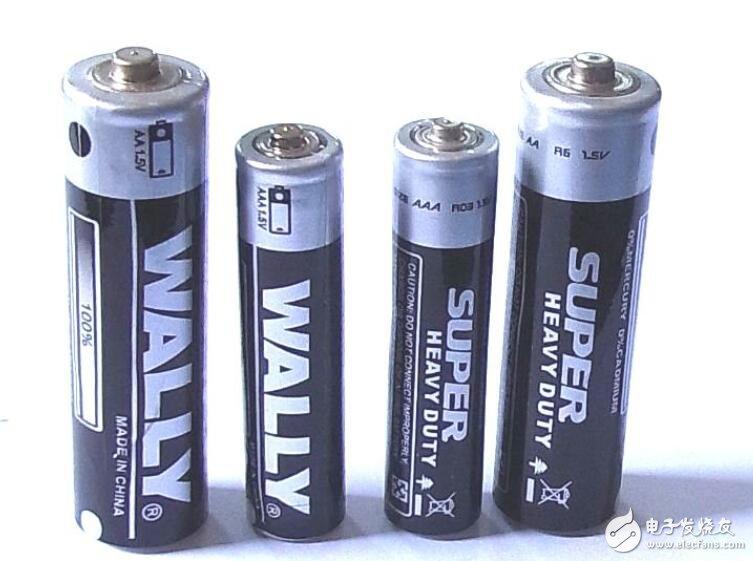 废电池处理流程介绍
