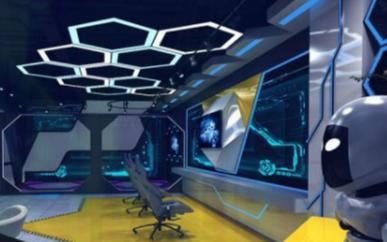 VR科技馆设计带给你身临其境的奇幻体验