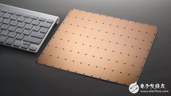 史上最大计算机芯片诞生 是普通芯片的100倍大小