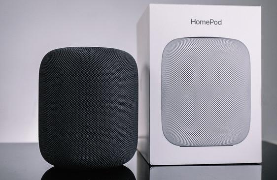 苹果智能音箱HomePod即将在台湾上市定价为9900元新台币