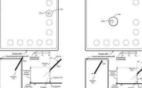 苹果正在研发最新的隔空触屏技术