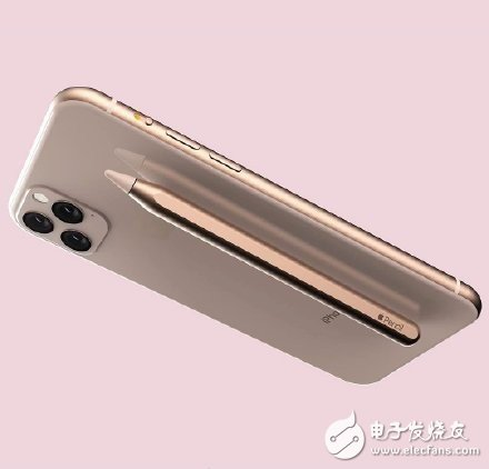 iPhone 11保护套曝光该机将可能会支持手写笔