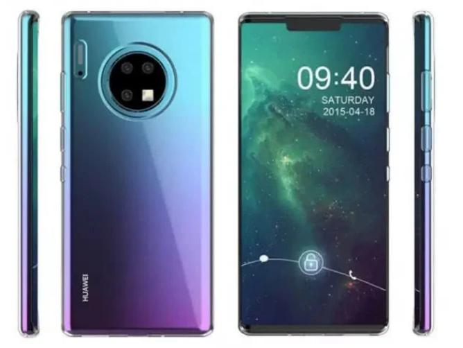 三星Note10正面较量的华为Mate30系列即将于9月登场