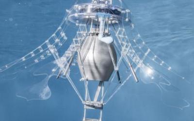 仿生机器人正在上天下海中大显神通